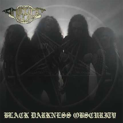 Black Darkness Obscurity (EP)
